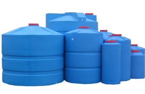 Баки для воды, кислот, щелочей, дизельного топлива оптом и в розницу